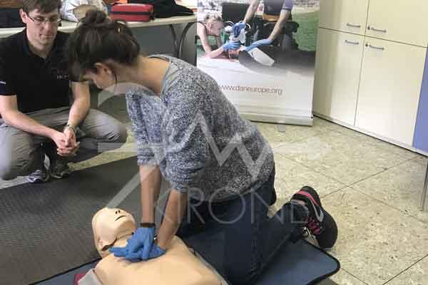 massaggio cardiaco adulto